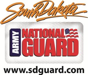 SD National Guard logo
