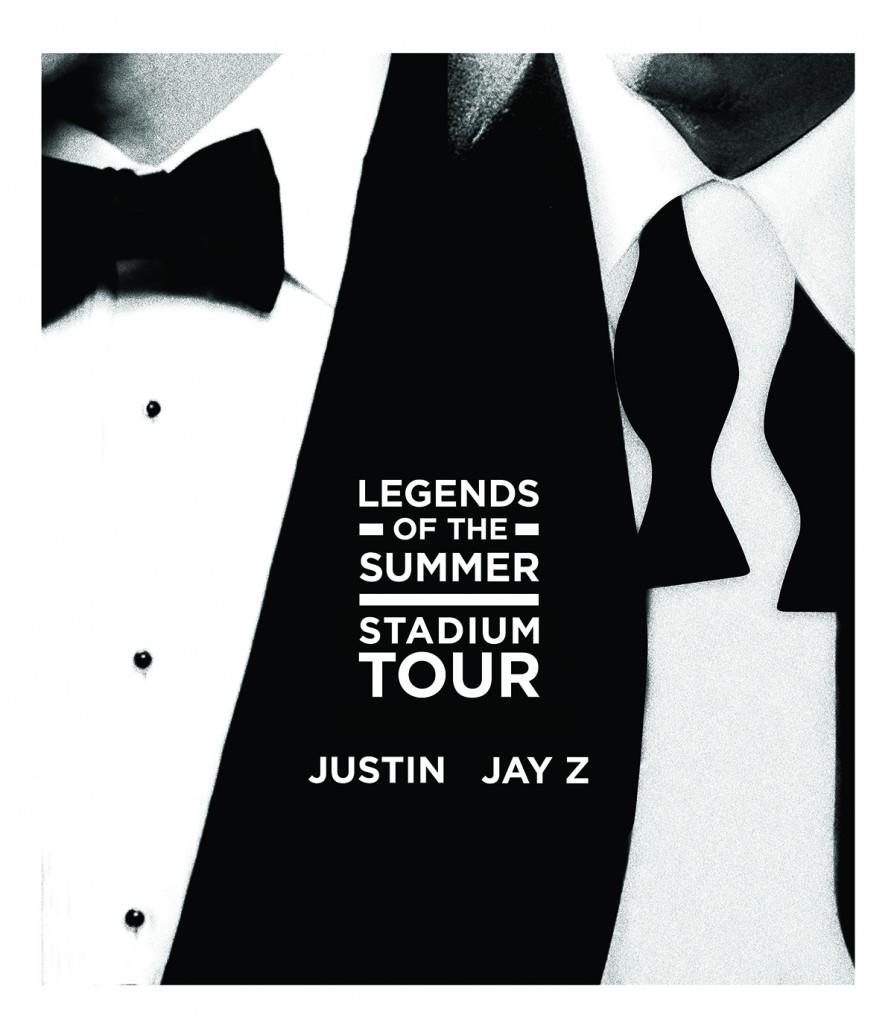 justin timberlake & Jay-Z logo