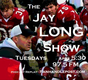 Jay Long Show Graphic